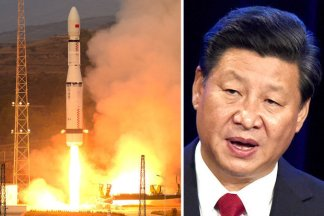 China unveils 19,030mph HYPERSONIC scattergun nuke to strike 'ANYWHERE in world' | Global Geopolitics
