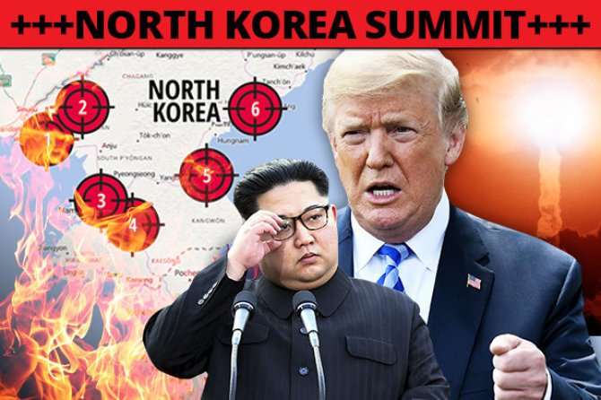 Image result for Kim-Trump summit failed
