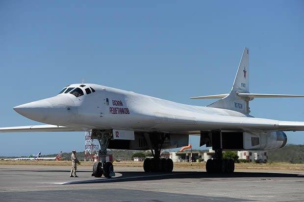 russia nuclear bomber