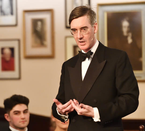 Jacob Rees-Mogg could lead efforts to remove May