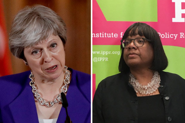 diane abbott immigration