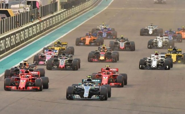 F1 2019 Season Driver Line Up Race Calendar Key Dates