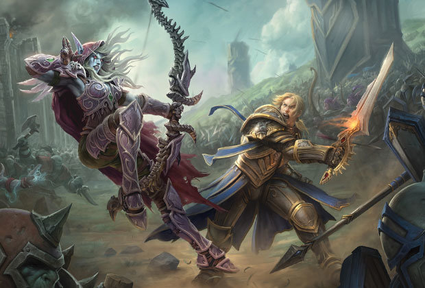 World Of Warcraft On Ps4 Xbox Is Wow Coming To Console