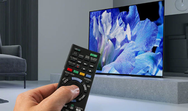 Sony AF8 television