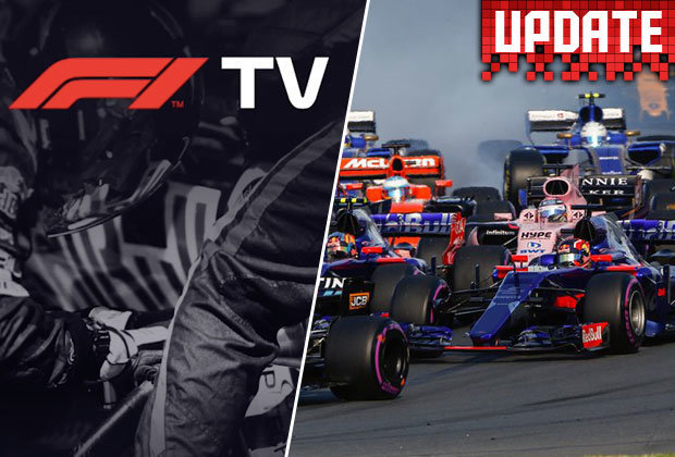 F1 TV 2018: NEW Formula 1 live streaming service news revealed - coming to Europe and US