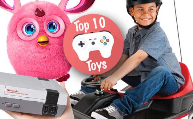 Top Ten Toys 2016 Hatchimals Lego Crazy Cart Shift