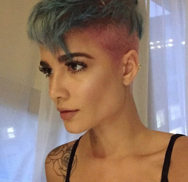 Who Is Halsey Meet The Tattooed Siren Leaving Cookie