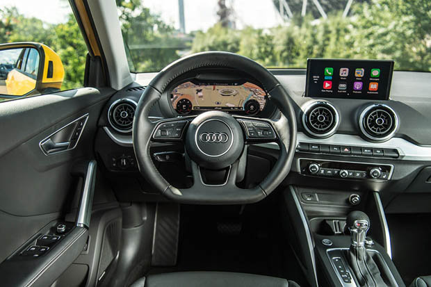 Audis Q2 14TFSI Sport Price Power Specs Pictures