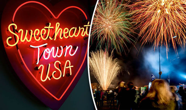 City Of Sweethearts Loveland Is The Ultimate Destination