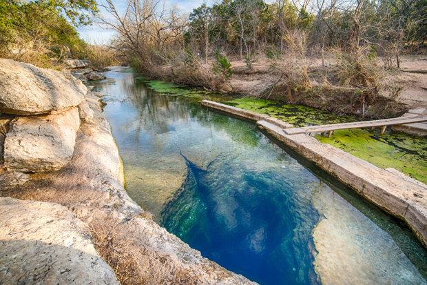 jacob's well texas