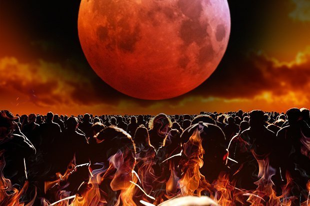 Strawberry Moon 2019 Rapture Warning As Biblical Prophecy