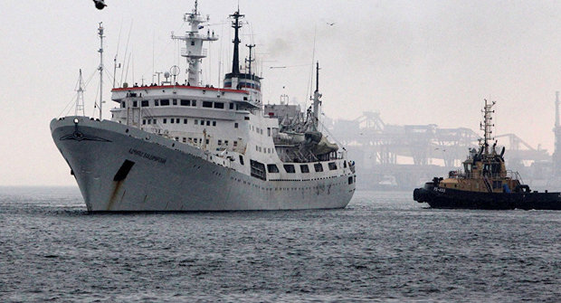 The Admiral Vladimisky