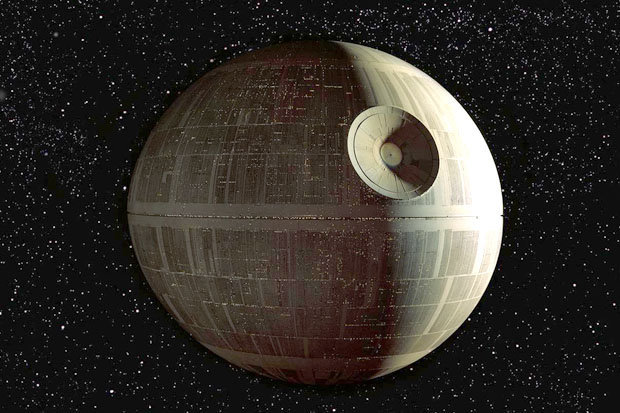 diagram of planets real york furnace wiring space boffins plan to use moon create star wars death | daily