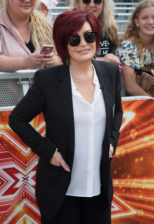 X Factor 2017 UK Judge Sharon Osbourne reduced to tears