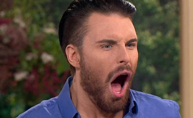 Big Brother 2018 Host Rylan Clark Neal Reveals His Real