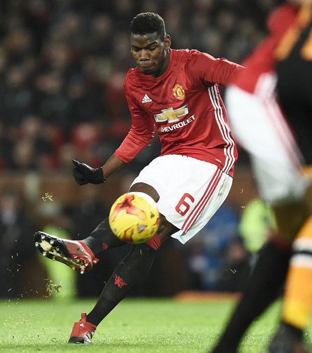 Phil Neville Paul Pogba Is Man Uniteds Best Free Kick