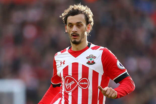 Manolo Gabbiadini: Southampton star could hold key v Man United - Paul ...