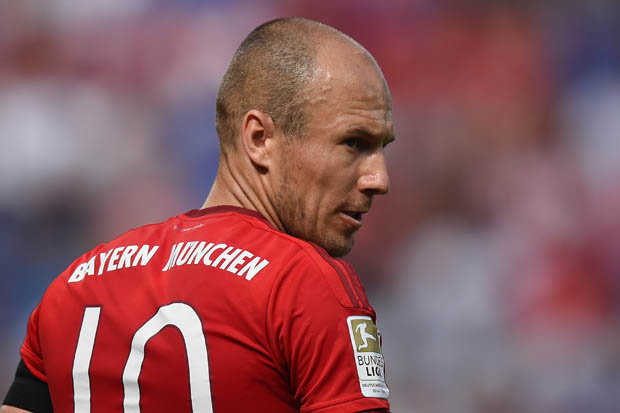 Man Utd Transfer News £73m Robben Raid, Defender Fee