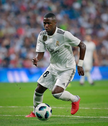 Image result for vinicius jr