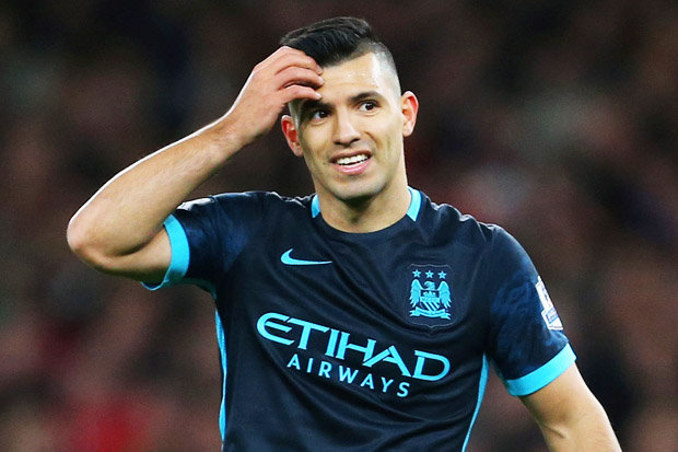 Sergio Aguero Manchester City Real Madrid Transfer News Signing Rumour Gossip Latest  Daily Star