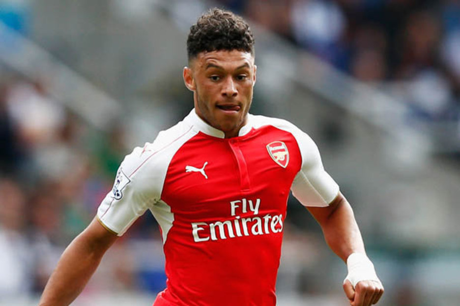 Arsenal Star Alex Oxladechamberlain I've Been In Agony