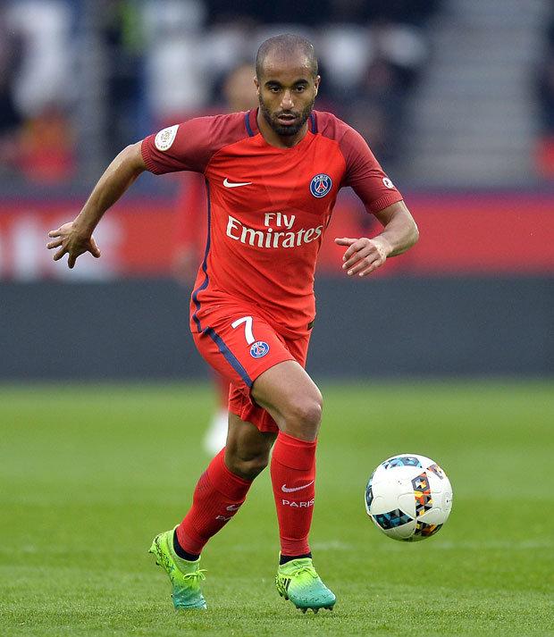 Lucas Moura Paris St-Germain