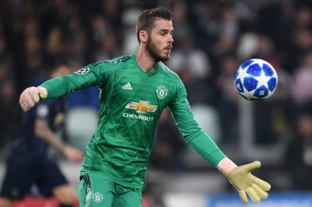 Man Utd star David de Gea can be divided into NOTHING for a single key reason