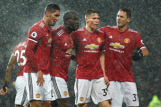 Image result for manchester united goal  Arsenal legend predicts that Manchester United will beat Arsenal to Champions League spot Manchester United 666525