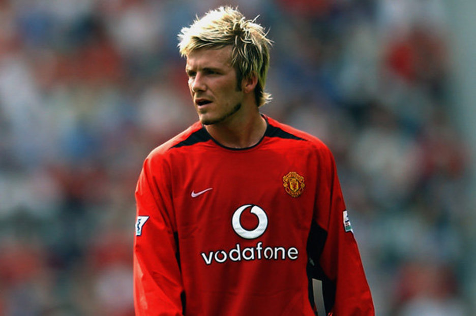 Boxing Iphone Wallpaper David Beckham Manchester United Legend Inspired Man City