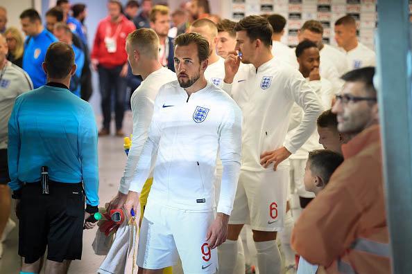 Capitaine de l'Angleterre