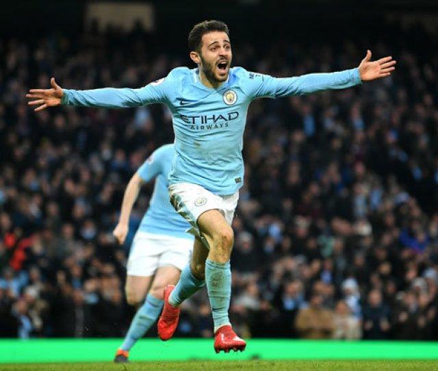 Manchester City  Bernardo Silva Strikes Again As City Close In On Title