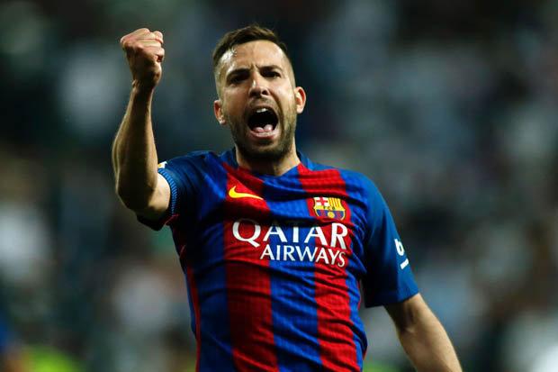 Jordi Alba Barcelona Will Not Sell Chelsea And Man United