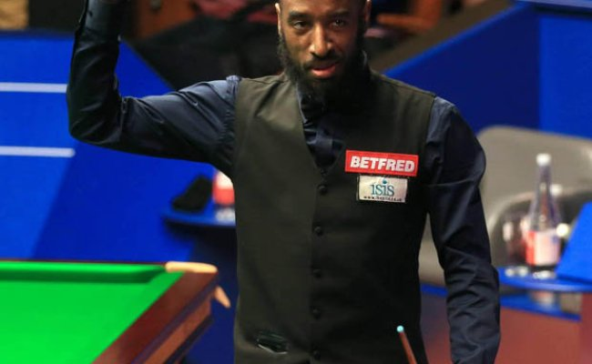Snooker Ace Rory Mcleod S Big Break Daily Star