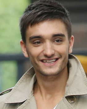 The couple has been together for more than 10 years. The Wanted star Tom Parker has a rubbish diet - Daily Star