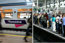 thameslink rail timetable delays cancellations lose franchises free travel