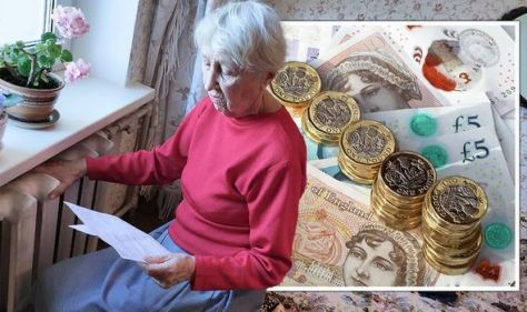 Price rises LIVE: Retired couples face £1,100 spike to cost of living THIS YEAR