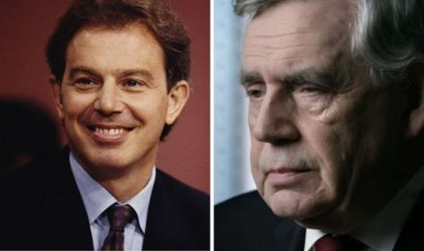 Gordon Brown 'inconsolable' after quitting leadership race for Tony Blair: 'Immense hurt'