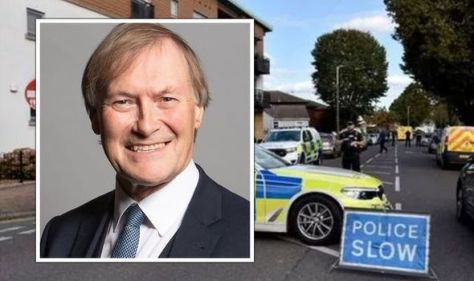 Police blocked Catholic Sir David Amess from receiving last rites – priest moved away