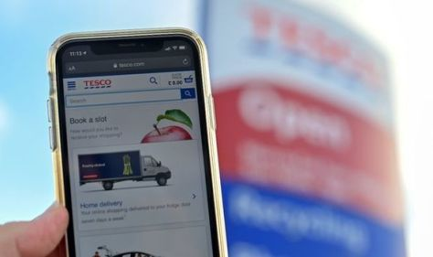 Tesco website and app DOWN as tens of thousands affected