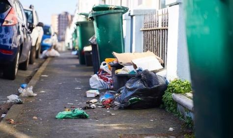 Christmas bin collections face crisis as drivers quit to join 'highest bidder' hauliers