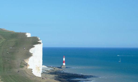 Beachy Head cliff bodies found