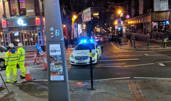 Birmingham explosion