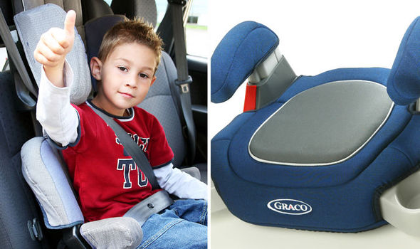 booster chairs for kids alliance party chair seat rules on car travel to change this year uk new seats come in