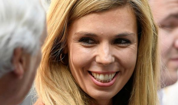 Carrie Symonds To Be First Pm Partner Not To Have Downing