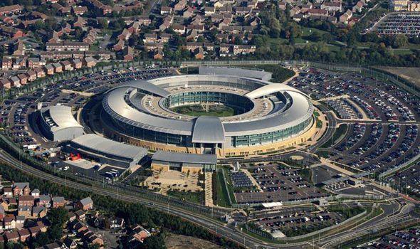 GCHQ base