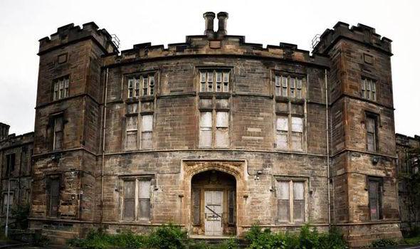 Gartnavel Royal Hospital in Glasgow