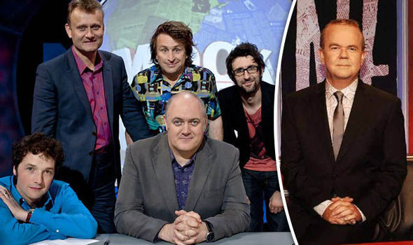 Mock The Week and Have I Got News For You