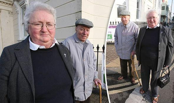 Former nurse and nun Mairead Murphy