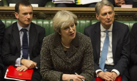 Image result for May's Brexit Plan is a 'Very Serious Breach of Trust', Minister's Claims