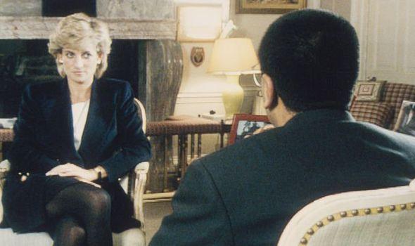 Prince Diana Martin Bashir